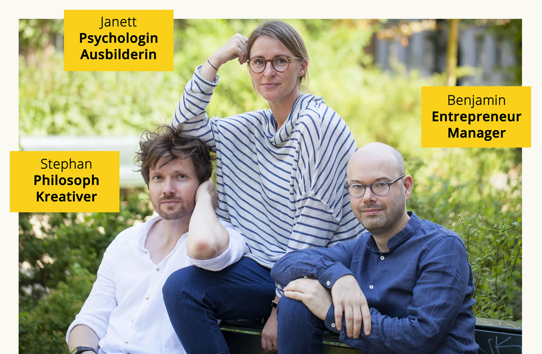 Stephan Pfob Janett Triskiel Benjamin Dageroth Feedback Workshop